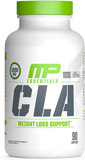 MusclePharm Essentials CLA Weight Loss Support - 90 Servings Online Shopping