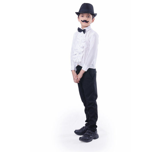 FancyDressWale Bhagat Singh Costume For Kids Online Shopping